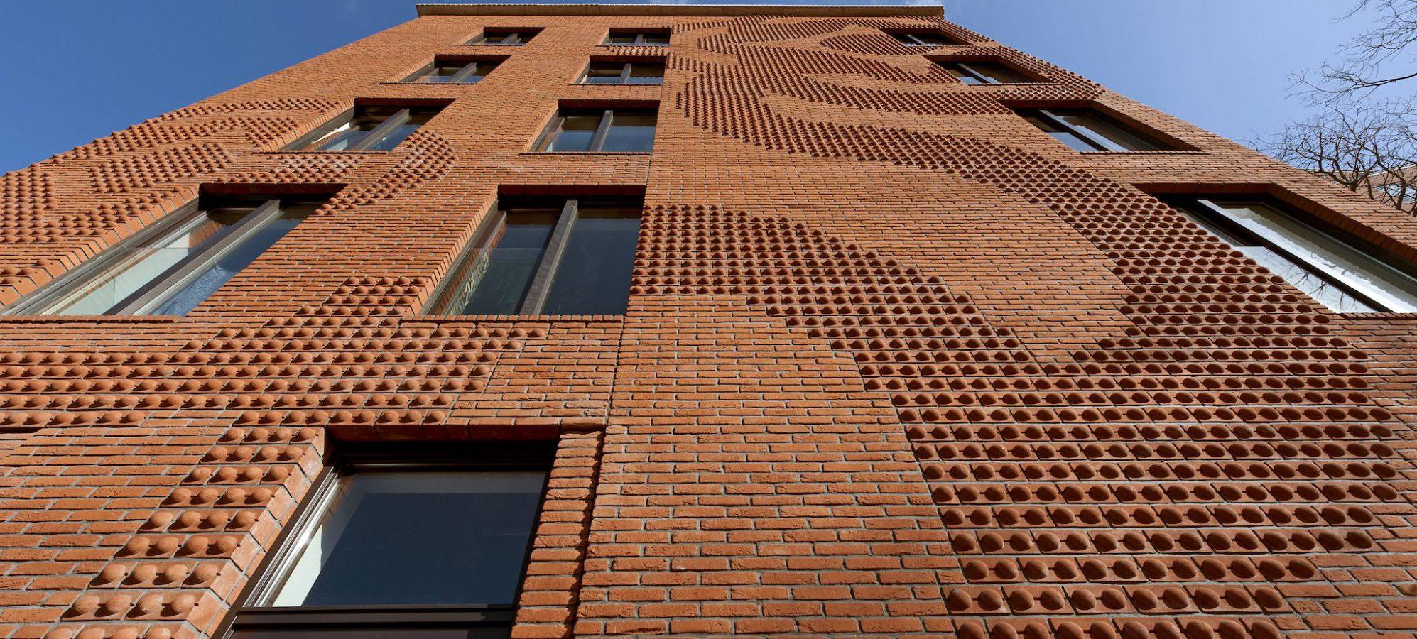 Van veen architecten rotterdam for Rotterdam crooswijk