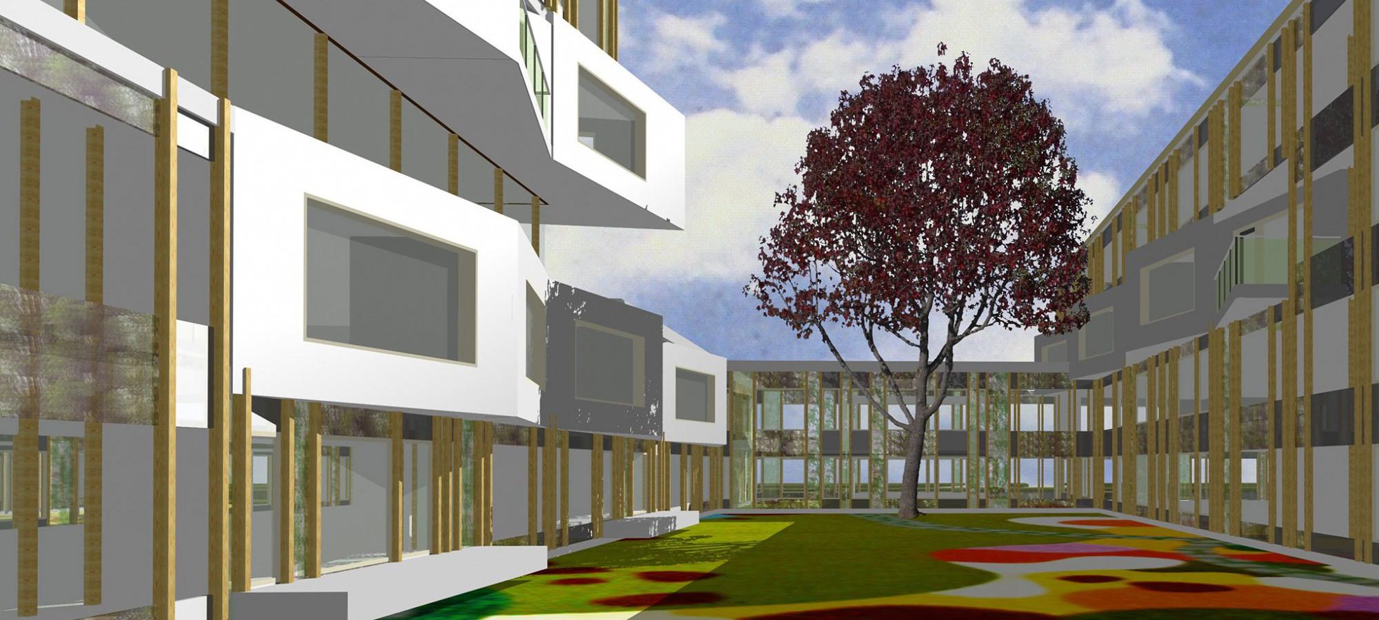 Rustoord, woonzorgcentrum, Voorburg