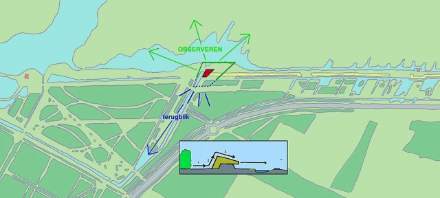 Oostvaarders Natuurbelevingscentrum Almere architect