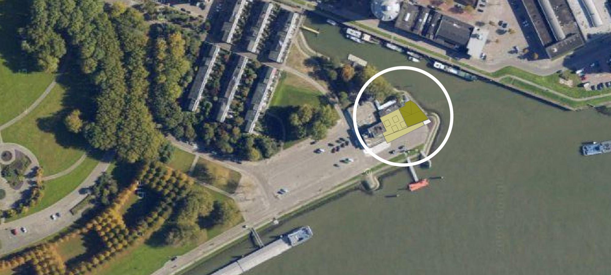 Opvang Dak- en Thuislozen Plantagelaan, Rotterdam © drost + van veen architecten bv