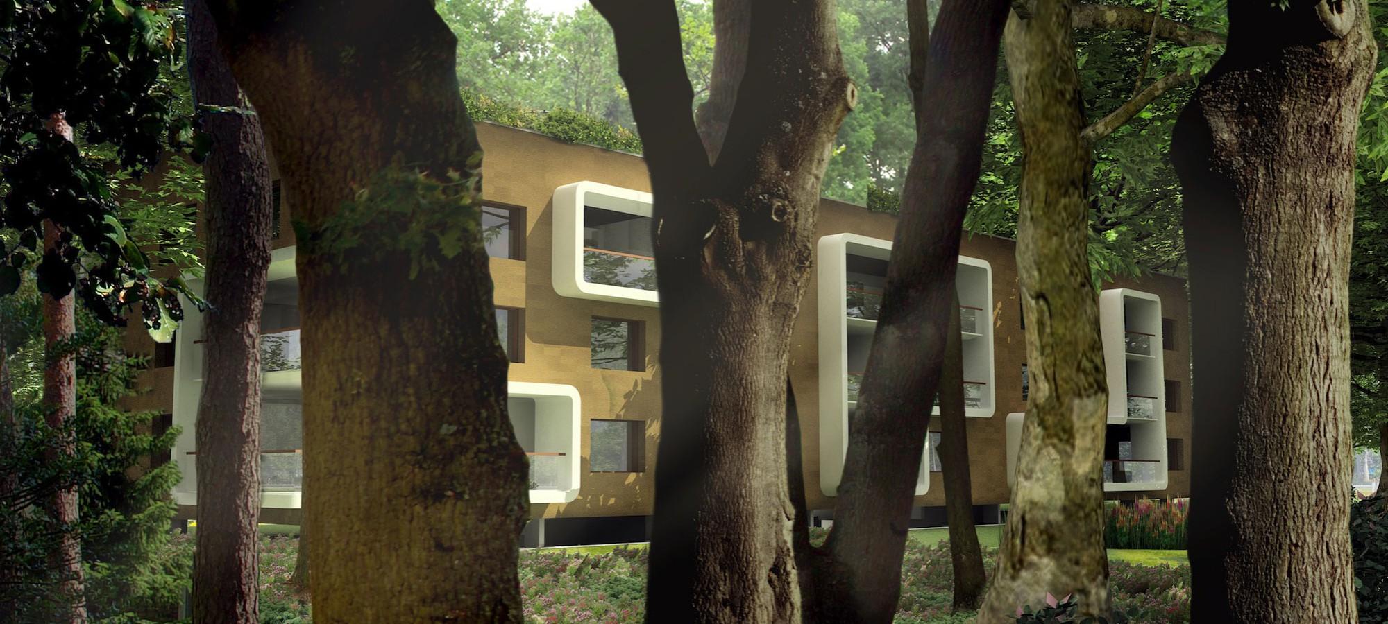 Woningen Stadhouderspark, Vught © drost + van veen architecten bv