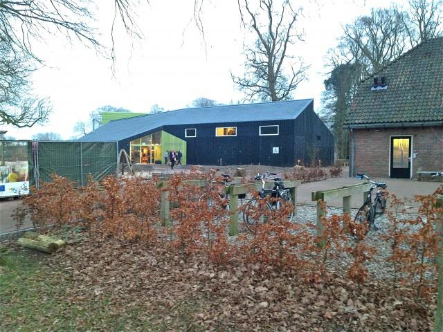 Natuurmonumenten  Bezoekerscentrum 's-Graveland Gooi en Vechtstreek  opening 19 02 2015