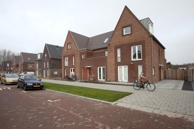 De Allee Rotterdam woningen architect Park16Hoven
