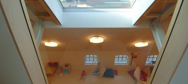 de kikker kinderdagverblijf utrecht interieur