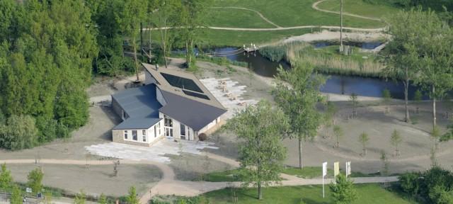 bezoekerscentrum staatsbosbeheer de kemphaan
