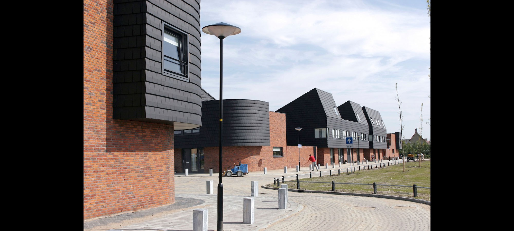 Van Veen architecten © drost + van veen architecten bv
