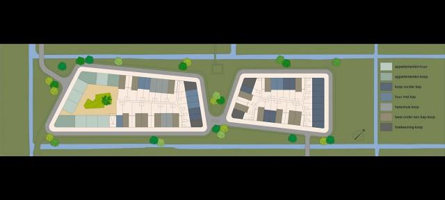 Swanla woningen Zevenhuizen