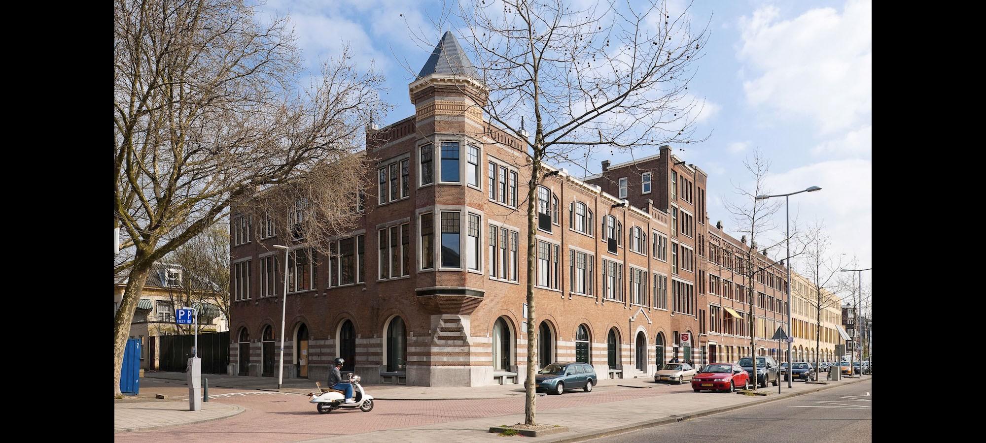 Ten Hope Kantoren en Lyceum  Rotterdam  © drost + van veen architecten bv