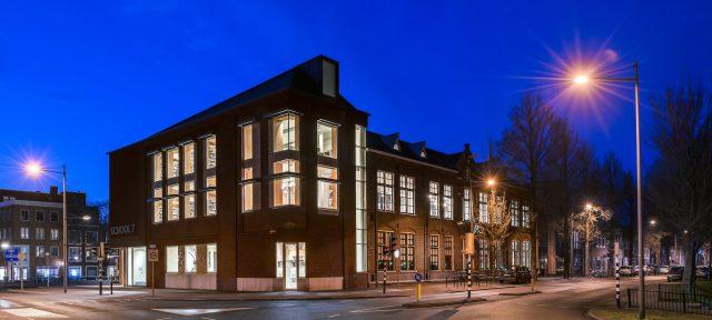 school 7 bibliotheek den helder transformatie fin de siecle architectuur