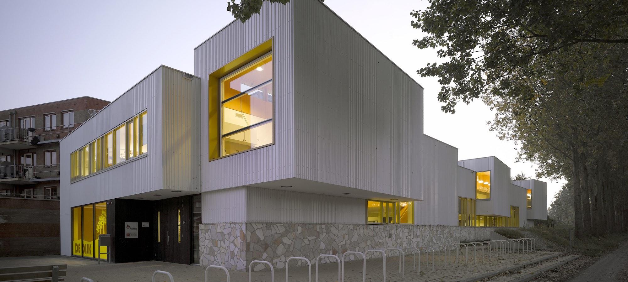 De Dijk, basisschool, Groningen © drost + van veen architecten bv