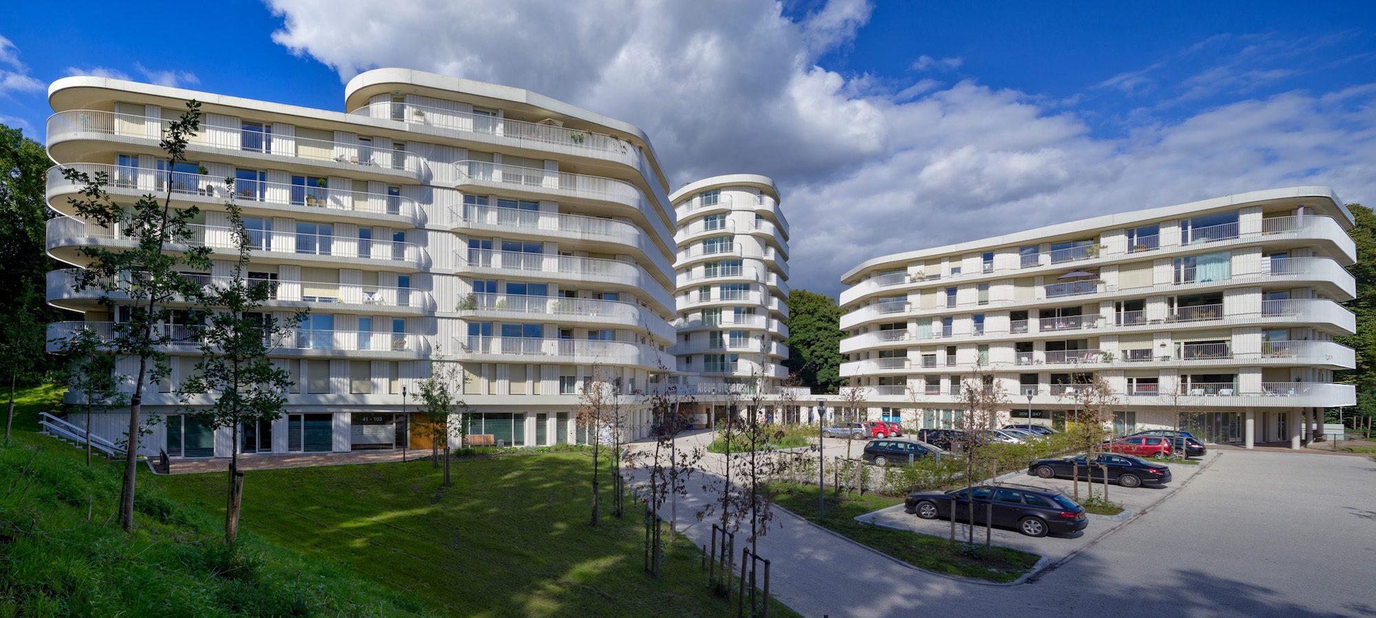 Nieuw Overbos, woonzorgcentrum, Heemstede © drost + van veen architecten bv