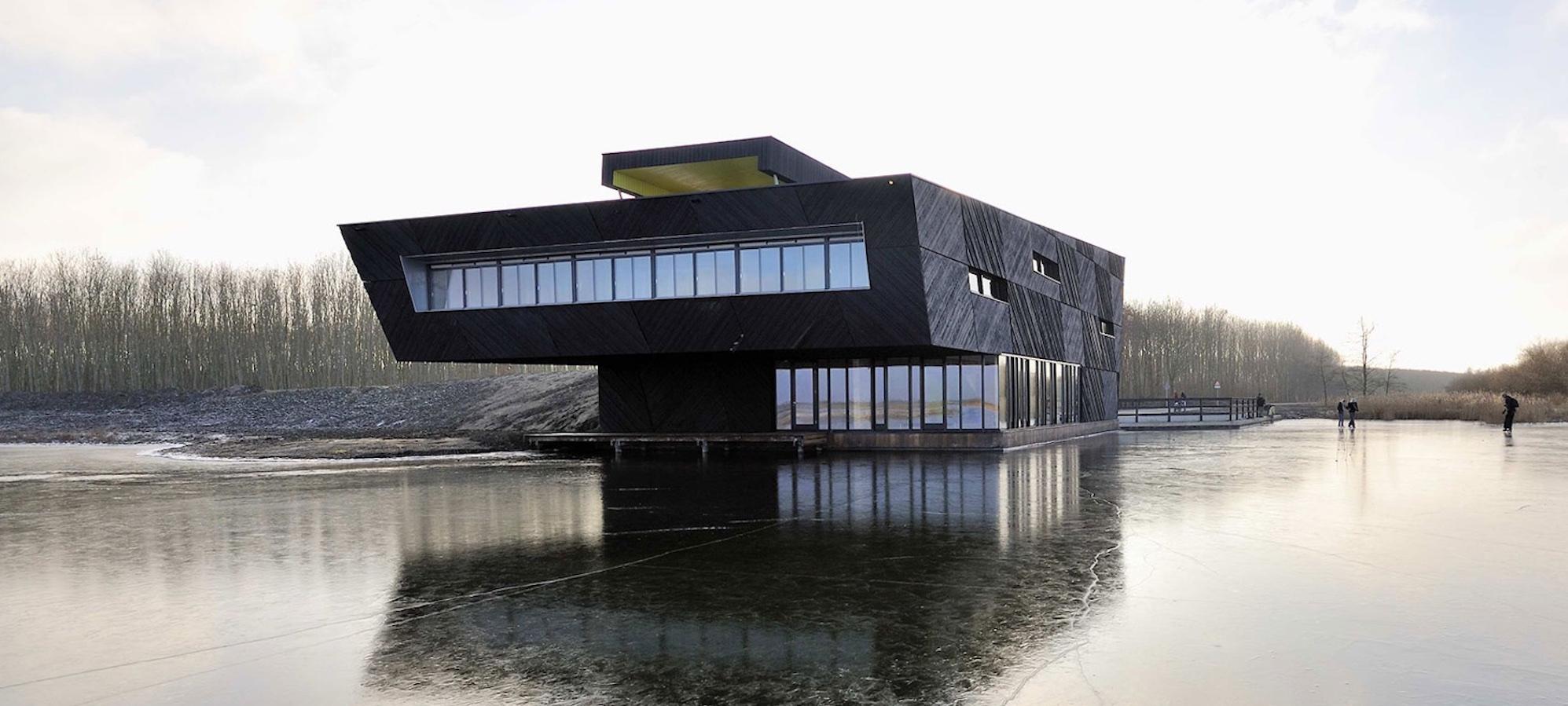 De Oostvaarders, natuurbelevingscentrum, Almere